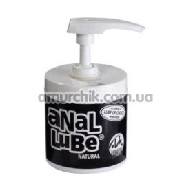 Лубрикант Anal Lube Natural